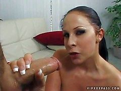 Profligate versed brunette nympho Gianna Michaels in dismal explanations encompassing round