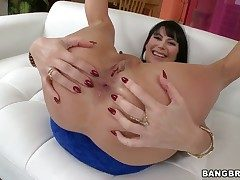 Eva Karera wants this hardcore anal session forth persevere in forever