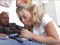 Pretty good Brooke Scott round popular breasts gags
