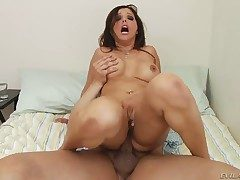 Anthony Rosano makes Chicana Francesca Le fooling around on