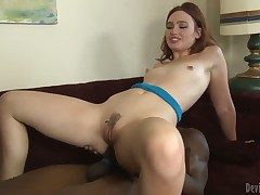 Jodi Taylor wrings the spunk out of tool